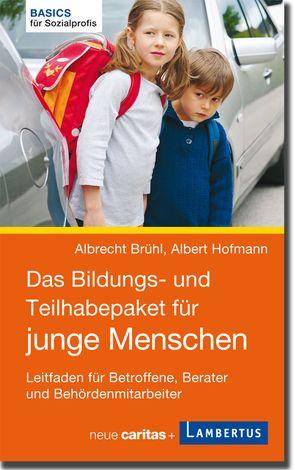 Das Bildungs- und Teilhabepaket für junge Menschen von Brühl,  Albrecht, Hofmann,  Albert