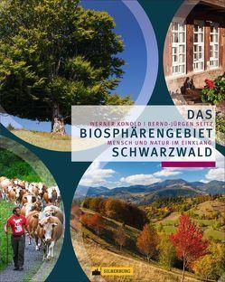 Das Biosphärengebiet Schwarzwald von Konold,  Werner, Seitz,  Bernd-Jürgen