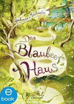 Das Blaubeerhaus von Carls,  Claudia, Michaelis,  Antonia