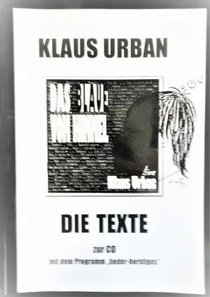 Das Blaue vom Himmel von Urban,  Klaus K