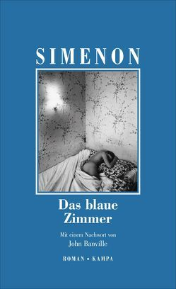 Das blaue Zimmer von Banville,  John, Klau,  Barbara, Madlung,  Mirjam, Simenon,  Georges, Wille,  Hansjürgen