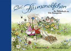 Das Blumenelfchen von Baumgarten,  Fritz, Sixtus,  Albert