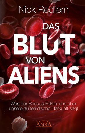 Das Blut von Aliens von Redfern,  Nick