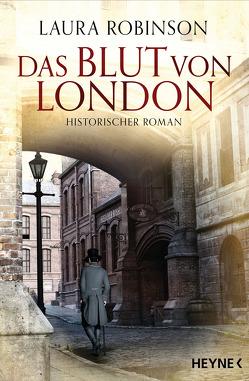 Das Blut von London von Brack,  Robert, Robinson,  Laura