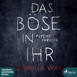 Das Böse in ihr von Carlsen,  Brigitte, Way,  Camilla
