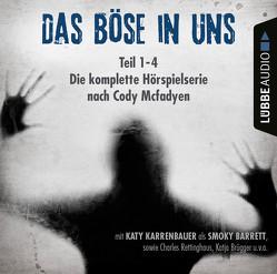 Das Böse in uns – Folge 1-4 von Karrenbauer,  Katy, Mcfadyen,  Cody