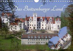 Das Boitzenburger Land (Wandkalender 2020 DIN A4 quer) von Mellentin,  Andreas