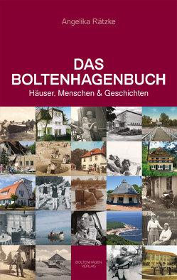 Das Boltenhagenbuch von Rätzke,  Angelika