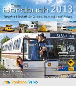 Das Bordbuch 2013