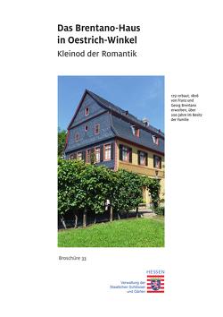 Das Brentano-Haus in Oestrich-Winkel von Bunzel,  Wolfgang