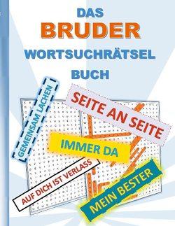 DAS BRUDER WORTSUCHRÄTSEL BUCH von Gagg,  Brian