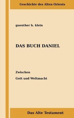 Das Buch Daniel von klein,  guenther