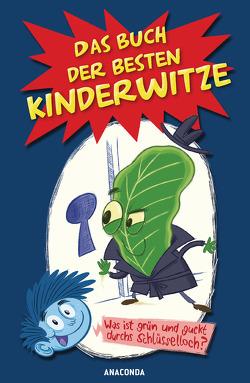 Das Buch der besten Kinderwitze von Schöneborn,  Dieter