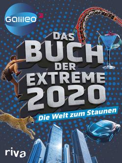 Das Buch der Extreme 2020 von Galileo