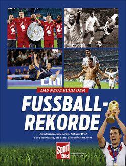 Das neue Buch der Fußball-Rekorde von Draxler,  Alfred