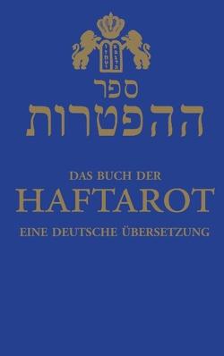Das Buch der Haftarot von Guski,  Chajm