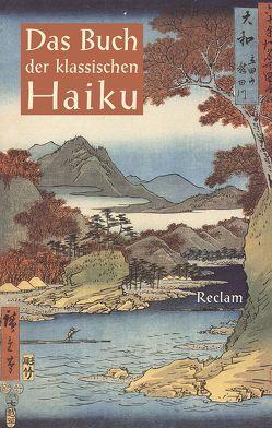 Das Buch der klassischen Haiku von Probst,  Volker, Ulenbrook,  Jan