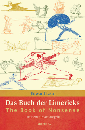 Das Buch der Limericks / The Book of Nonsens von Kilian,  Kai, Landgraf,  Kim, Lear,  Edward