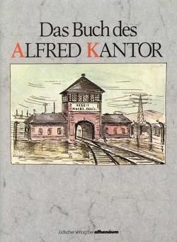 Das Buch des Alfred Kantor von Eidlitz,  Johannes, Heer,  Friedrich, Kantor,  Alfred