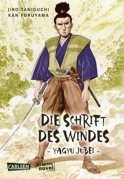 Das Buch des Windes von Furuyama,  Kan, Taniguchi,  Jiro