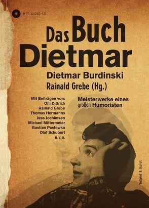 Das Buch Dietmar von Burdinski,  Dietmar, Grebe,  Rainald