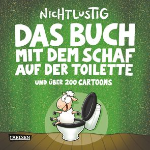 Das Buch mit dem Schaf auf der Toilette und über 200 Cartoons von Sauer,  Joscha