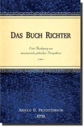 Das Buch Richter von Fruchtenbaum,  Dr. Arnold G.