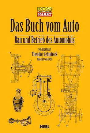 Das Buch vom Auto von Lehmbeck,  Theodor, Theodor Lehmbeck