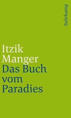 Das Buch vom Paradies von Landmann,  Salcia, Manger,  Itzig