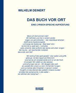 Das Buch vor Ort von Deinert,  Wilhelm