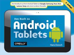 Das Buch zu Android-Tablets von Dorsch,  Hans