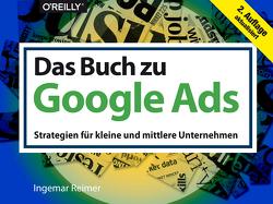 Das Buch zu Google Ads von Reimer,  Ingemar