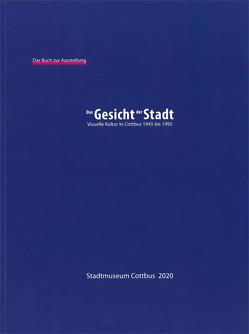 Das Buch zur Ausstellung Das Gesicht der Stadt von Krestin,  Steffen