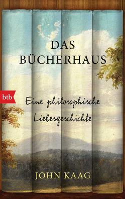 Das Bücherhaus von Kaag,  John, Ruben Becker,  Martin