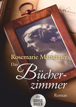 Das Bücherzimmer von Marschner,  Rosemarie
