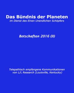 Das Bündnis der Planeten von Blumenthal,  Jochen