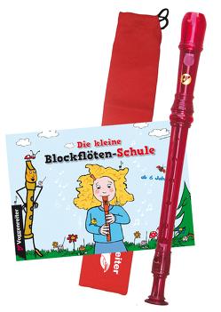 Das bunte Blockflöten-Set von Holtz,  Martina
