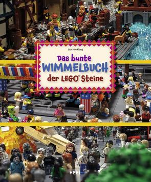 Das bunte Wimmelbuch der LEGO®Steine von Klang,  Joachim