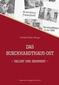 Das Burckhardthaus-Ost von Glüer,  Dietlind