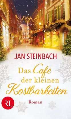 Das Café der kleinen Kostbarkeiten von Steinbach,  Jan