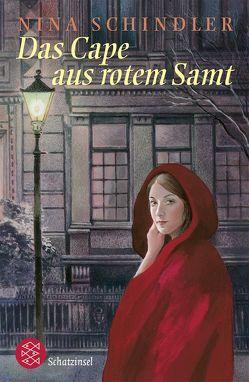 Das Cape aus rotem Samt von Schindler,  Nina