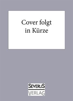 Das Chemnitzer Kochbuch von Bedey,  Björn
