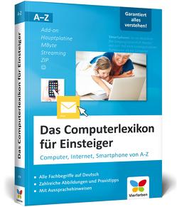 Das Computerlexikon für Einsteiger von Hattenhauer,  Rainer