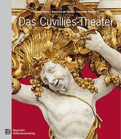 Das Cuvilliés-Theater von Heym,  Sabine, Neumann,  Hermann, Ponte,  Susanne de