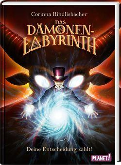 Das Dämonen-Labyrinth von Nöldner,  Pascal, Rindlisbacher,  Corinna
