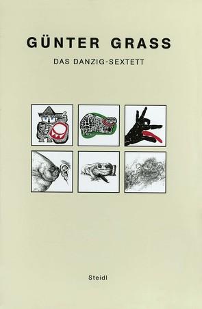 Das Danzig-Sextett von Grass,  Günter
