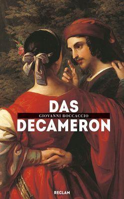 Das Decameron von Boccaccio,  Giovanni, Brockmeier,  Peter