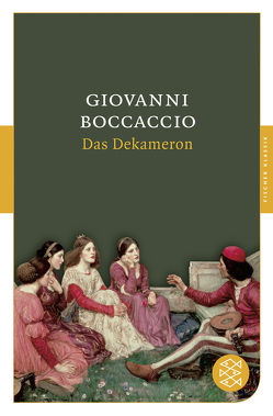 Das Dekameron von Boccaccio,  Giovanni, Witte,  Karl
