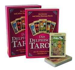 Das Delphische Tarot von Greene,  Liz, Sharman-Burke,  Juliet