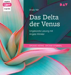 Das Delta der Venus von Bornemann,  Eva, Nin,  Anais, Winkler,  Angela